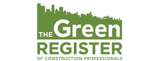The Green Register logo